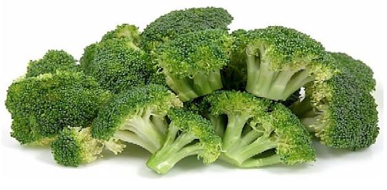 organic grown brocolli
