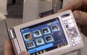 a wi-fi digital camera