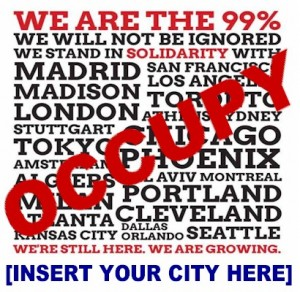 occupy the world-together