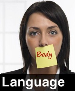 what body language really means