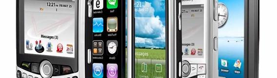 differenttypesofSmartphones