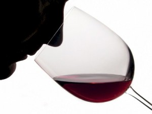 drinking red_wine for antioxidents