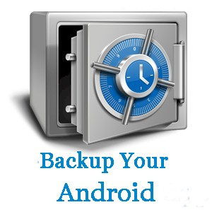manual Backup ofyourAndroidphone