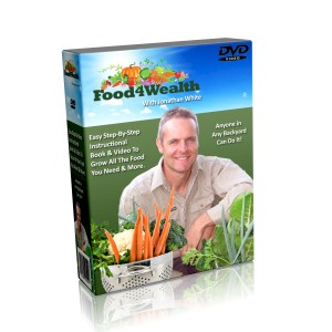 food4wealth ebook and video to grow organic vegetables