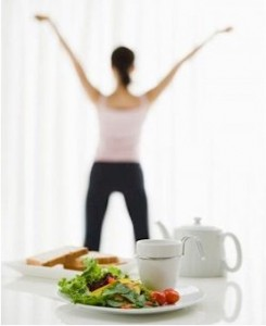a well balanced breakfast can increase your metabolism