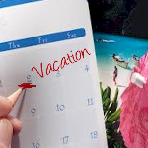 planning a holiday can lead towards happiness