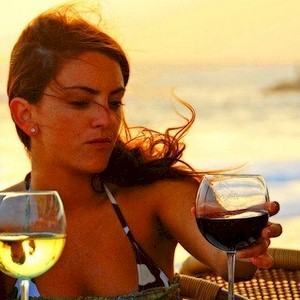 drinking to moderation is good for you