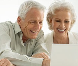 elderly couple with excellent memory recall