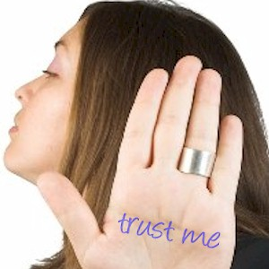 how to be as trustworthy as possible