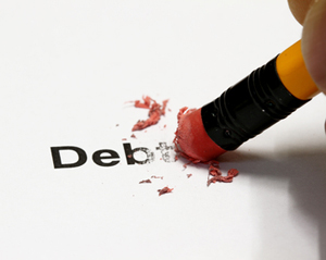 Debt Erased