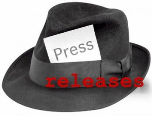 how to propely write a press release