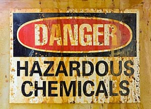 why certain chemicals are banned
