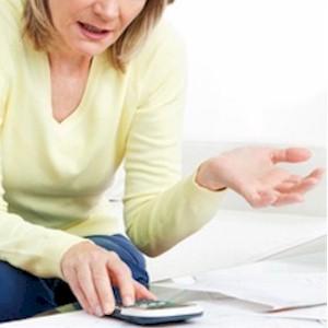 someone who's deciding their financial destiny