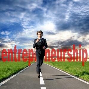 the correlation between entrepreneurship and exercising