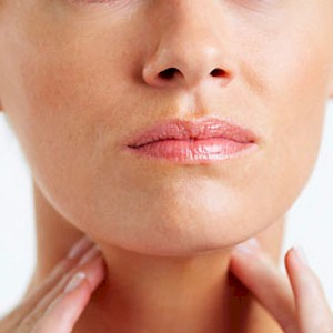 the symptoms which are thyroid disorder