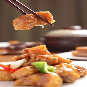 the various cuisines of Chinese food