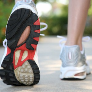 brisk walking to lower cholesterol
