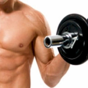 using free weights for better muscle building