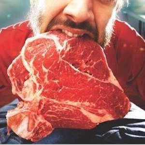 avoid raw meat