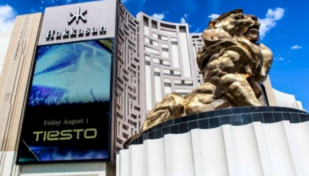 Book a room at the MGM Grand Hotel in Las Vegas