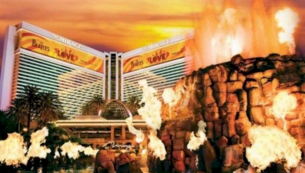 Book a room at The Mirage in Las Vegas