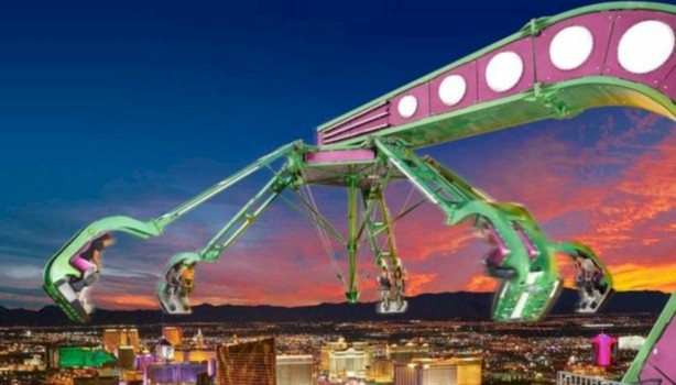 Book a room at the Stratosphere Hotel and Casino in Las Vegas