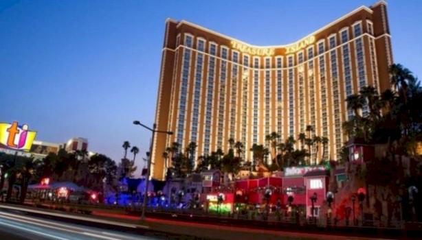 Book a room at the Treasure Island Hotel and Casino in Las Vegas