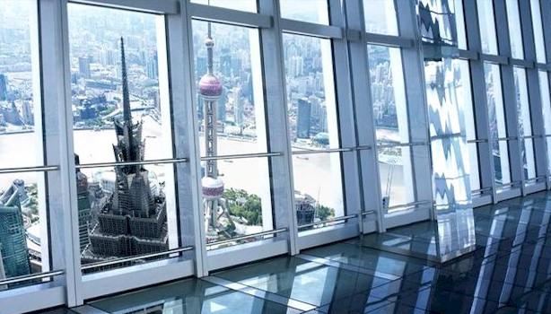 Shanghai World Center China