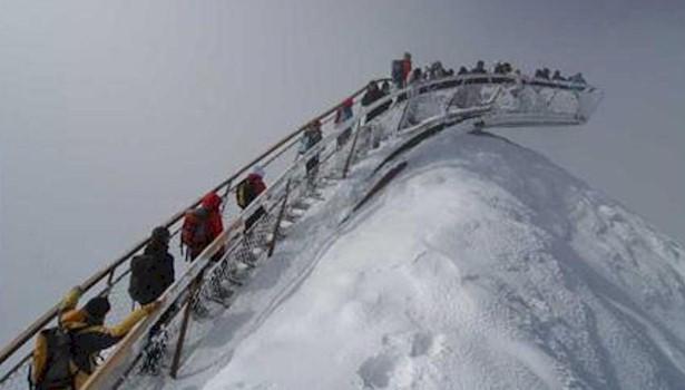 Tyrol Stubai Glacier Austria